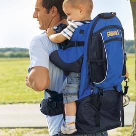 Voyager avec son enfant : transporter son enfant (partie 2)