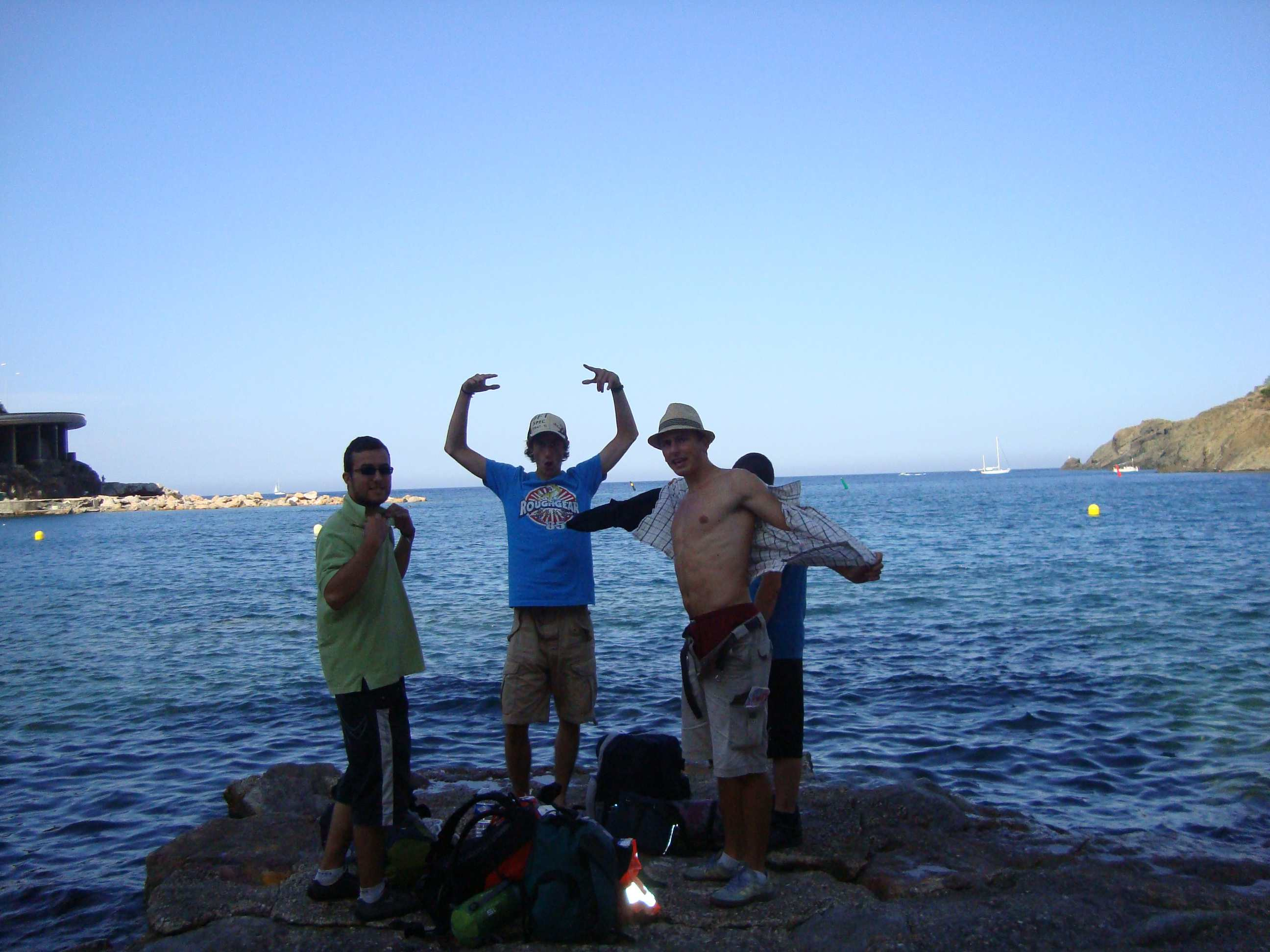 Bien voyager interview Olivier qui est parti en Espagne à vélo