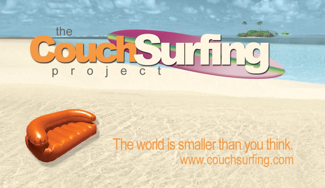 Les 10 commandements pour réussir son couchsurfing