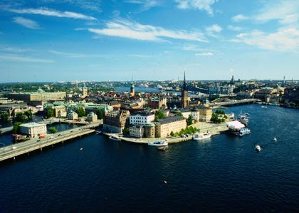 Voyage au pays de la serie Millénium : la Suède