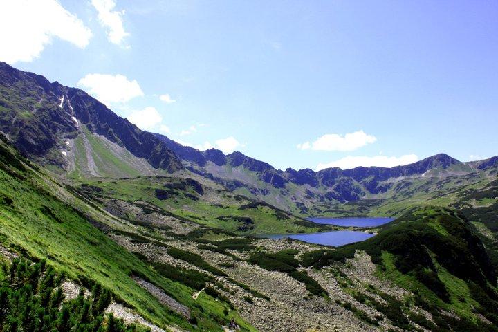 Balade dans la vallée des 5 lacs en Pologne