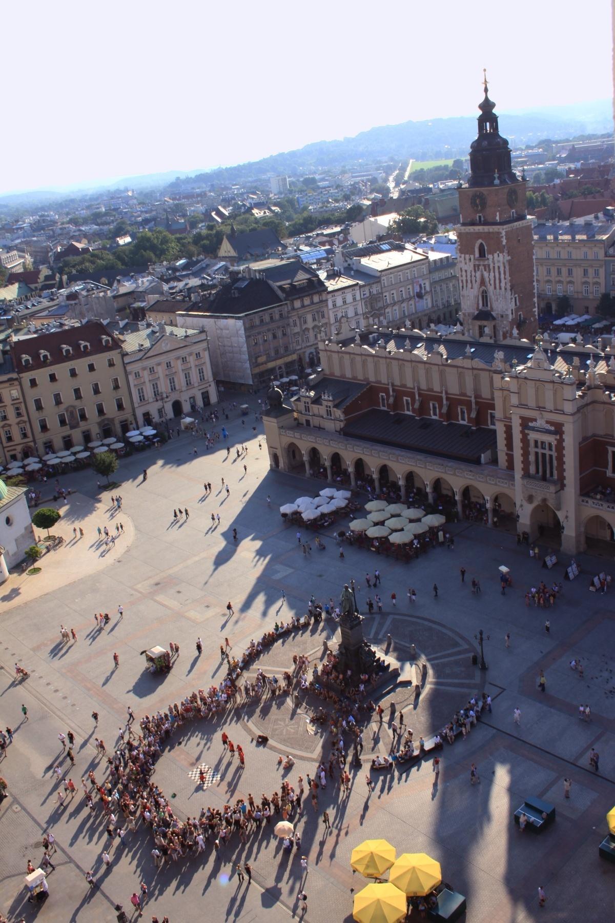 Cracovie, gare à toi !
