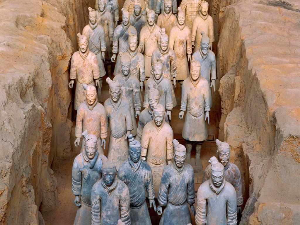 De l art chinois comparable à la précision du style hellénistique