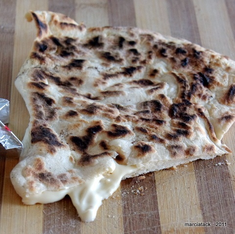cheese naans fromage