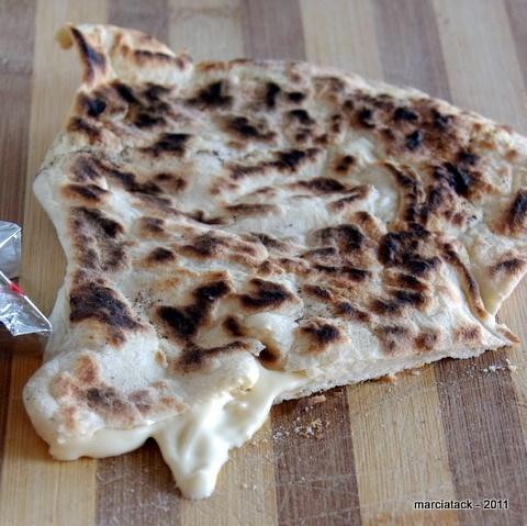 Découvrir la cuisine indienne : Cheese Naans