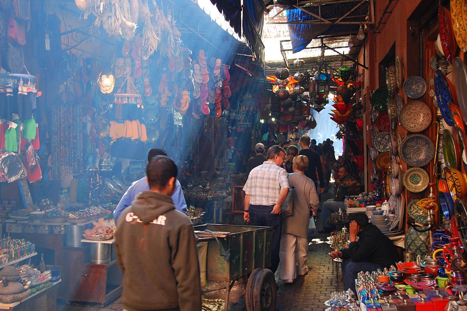 Les hauts et les bas d'un petit séjour au Maroc 2/3