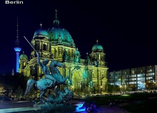 Berlin image 1, Visiter Berlin Europe Centrale découvrir Berlin Berlin Allemagne