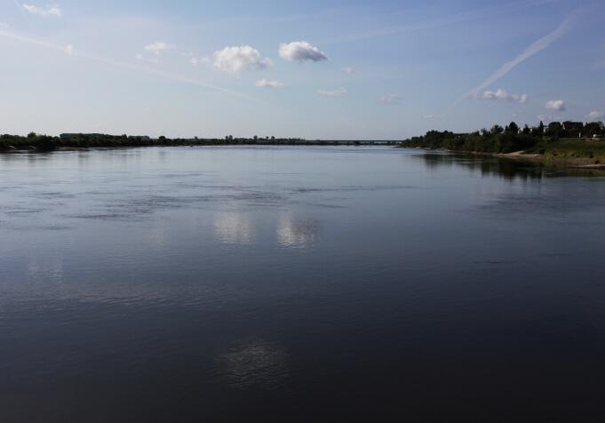 Pologne balade en bateau sur les rivières avec FPP