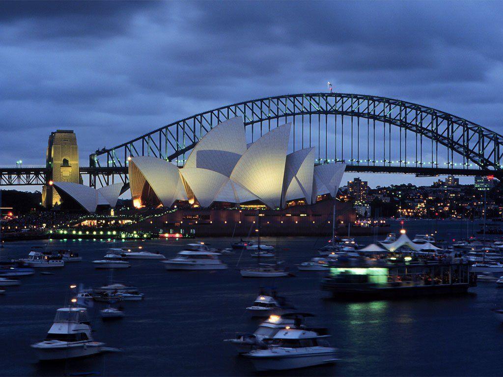 Sydney, LA ville australienne !