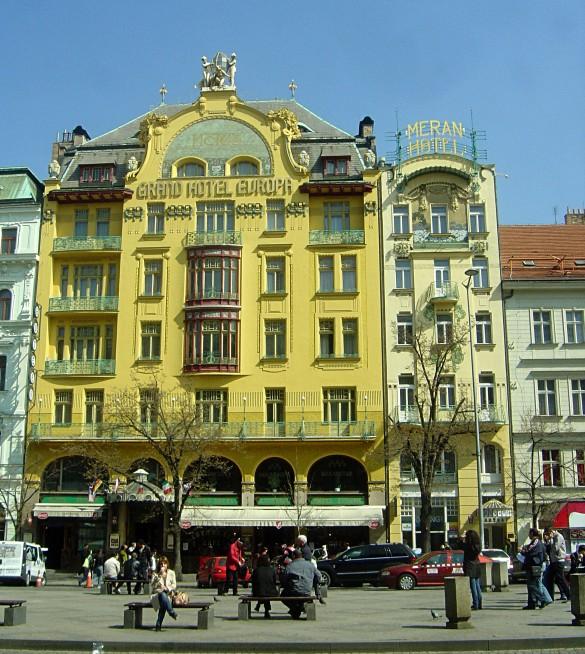 Découvrez la ville de Prague