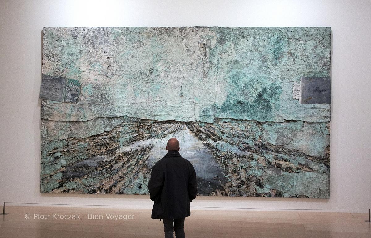 Contemplation à Guggenheim