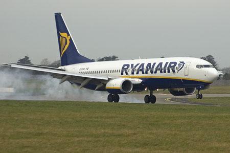 Reportage sur la compagnie Ryanair