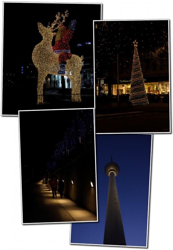 Berlin la nuit