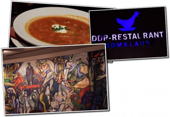 restaurant Berlin DDR