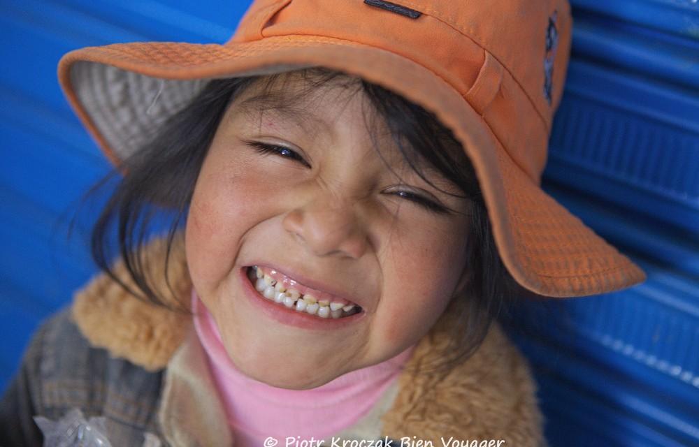 Portraits au Pérou