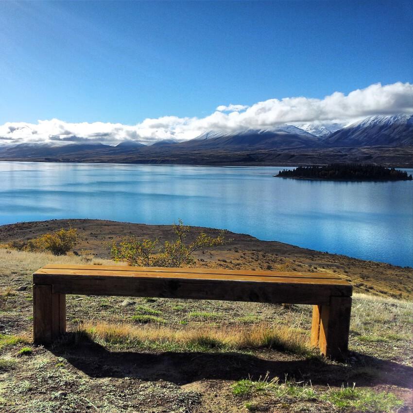 #NouvelleZélande : voyage en photos instagram