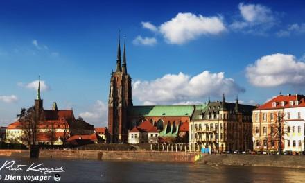 #Pologne : Une journée idéale à Wroclaw