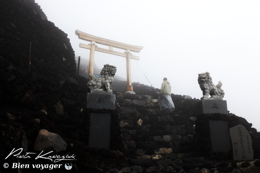 #Japon A la rencontre du mont Fuji