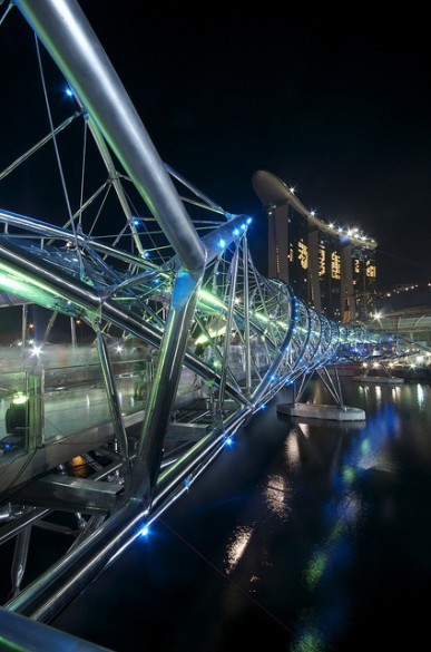 helix bridge singapour
