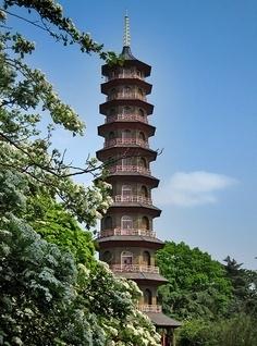 pagode kew gardens