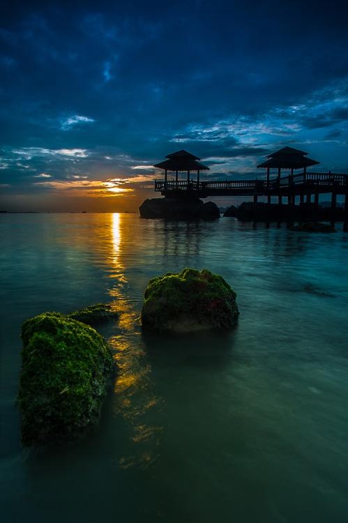 pulau lubin singapour