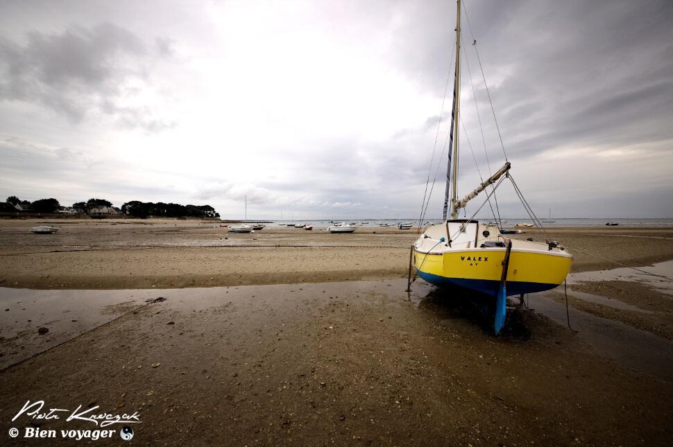 #Bretagne : entre monts, mots et bateaux