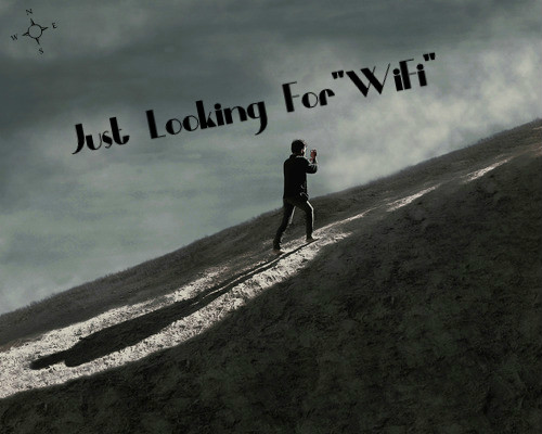 no more wifi
