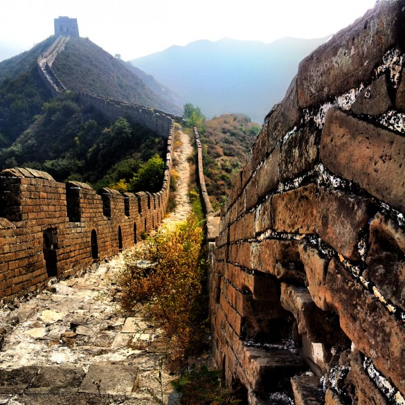 chine, le mur (3)
