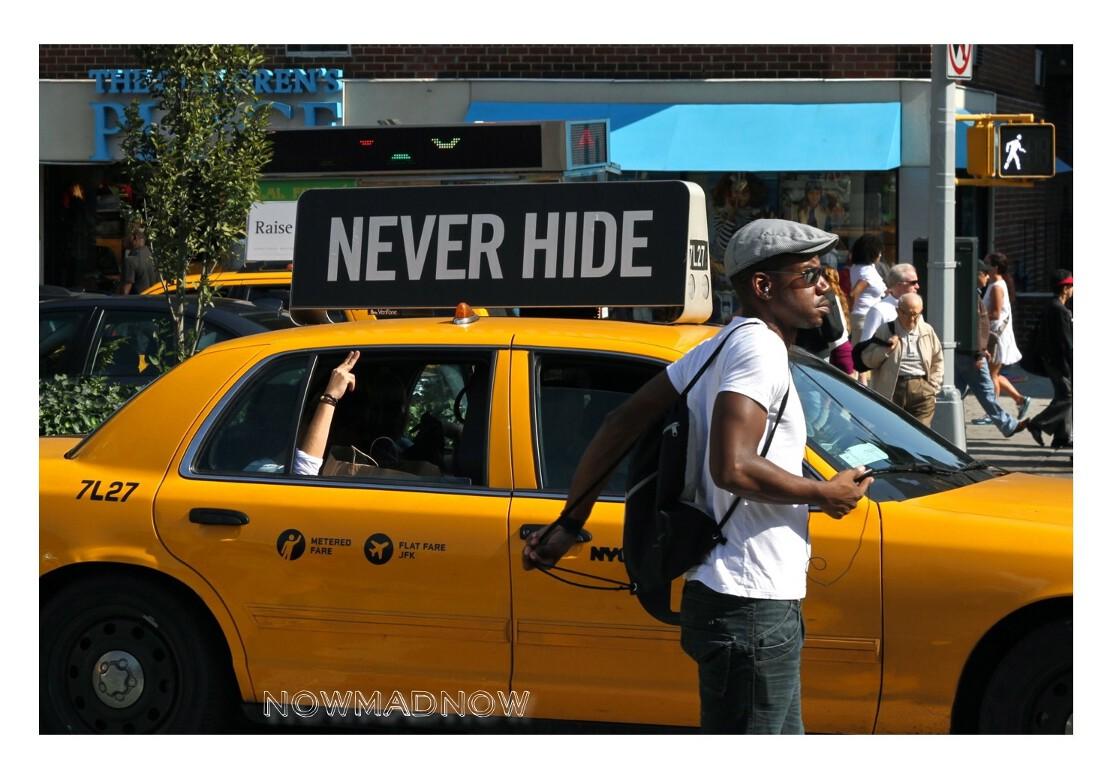 #NewYork De l'eau et des Russes à NYC
