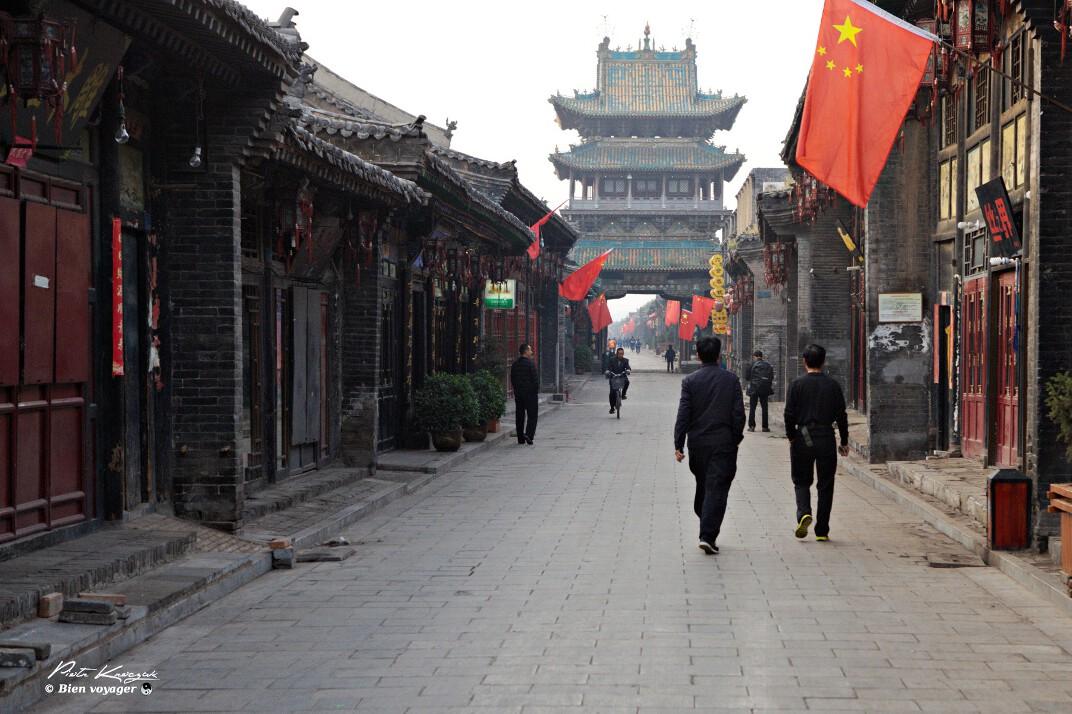 Chine – Mes jours heureux à Pingyao.