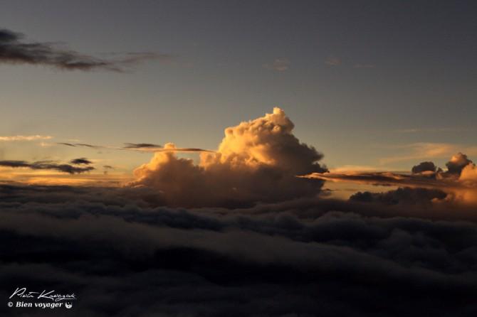 Kilimandjaro ascension soleil