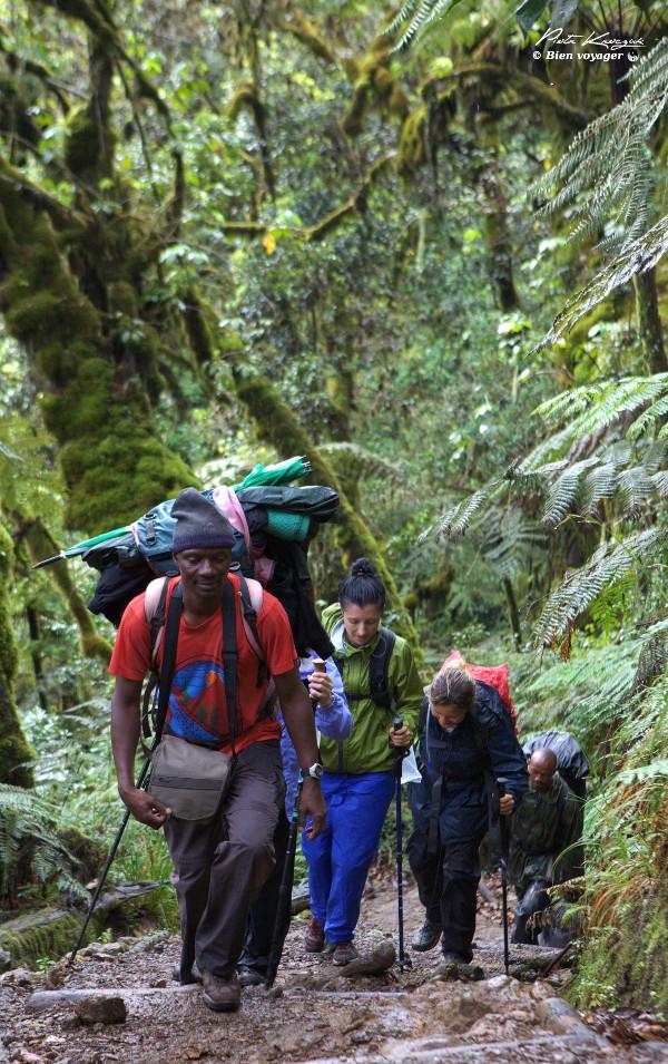 Kilimandjaro marcheme 1