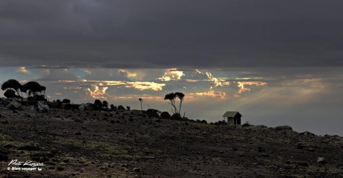 Kilimandjaro marcheme 2nuit
