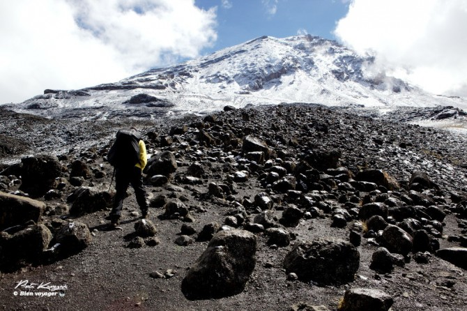 Kilimandjaro marcheme 3marche