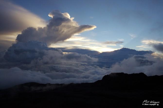 Kilimandjaro marcheme 4soir