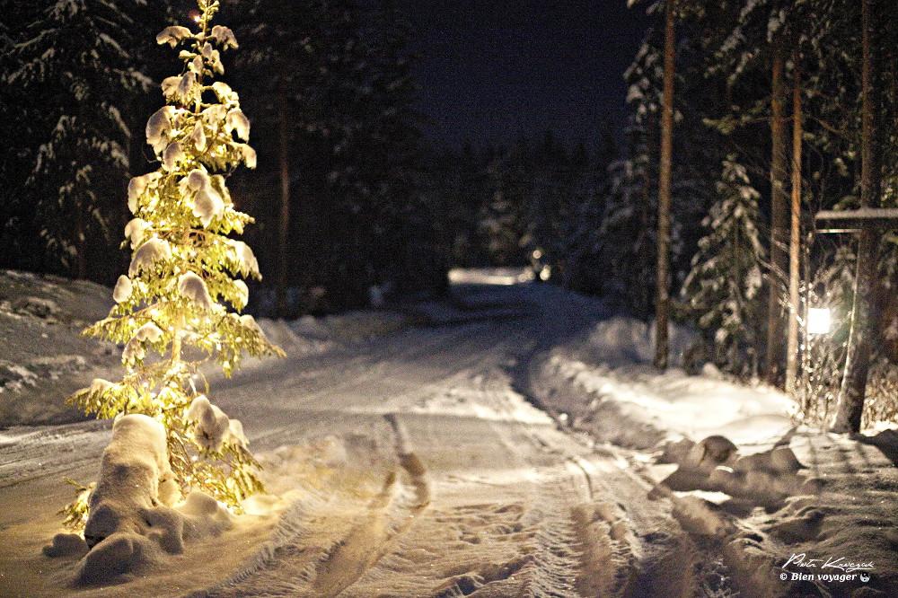 Rovaniemi-nuit