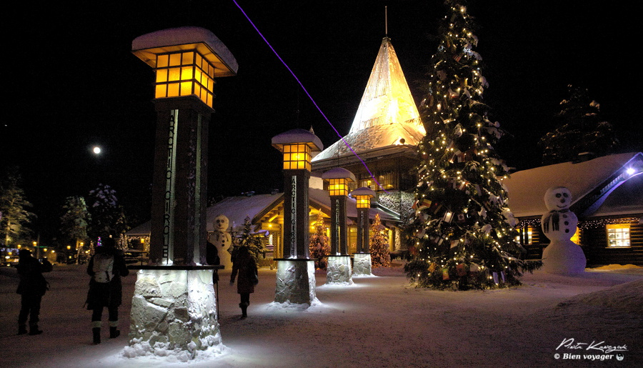 Rovaniemo-village-pere-noel