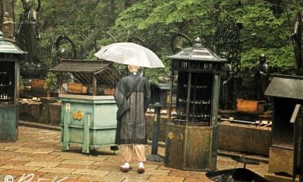 Japon – Dans les brûmes du mont KOYA SAN