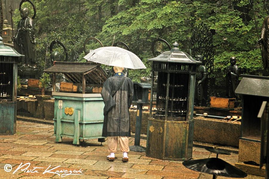 Japon – Dans les brûmes d'une ryokan du mont KOYA SAN