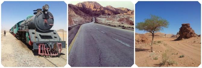 chemin jordanie