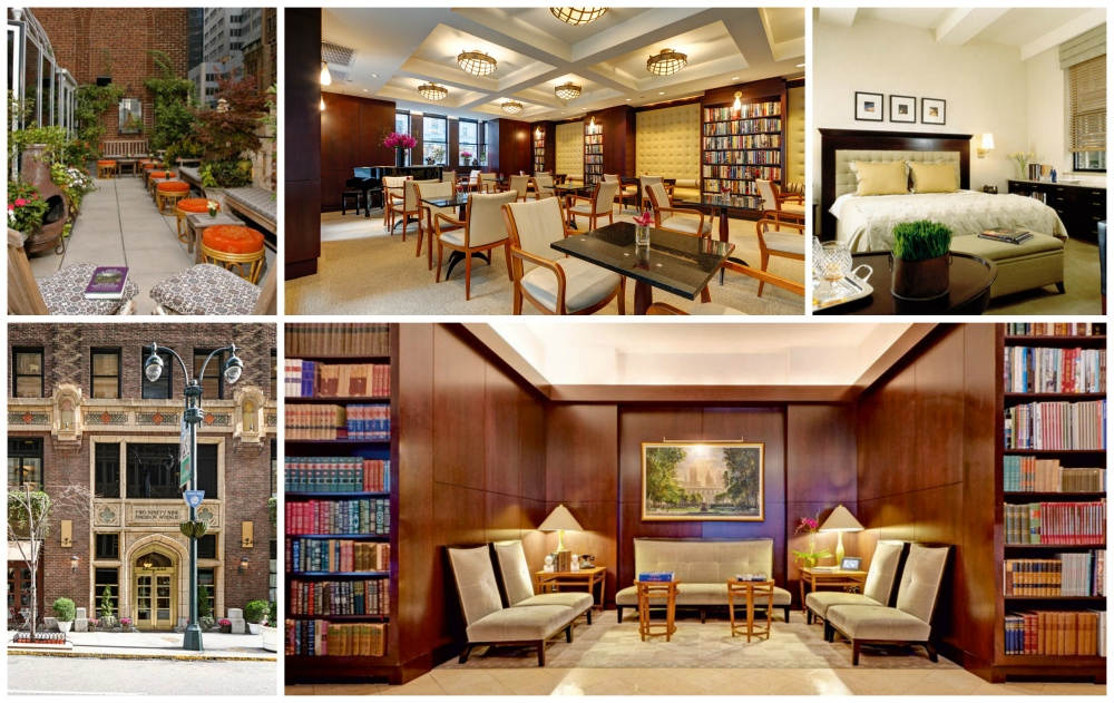 collage libray hotel