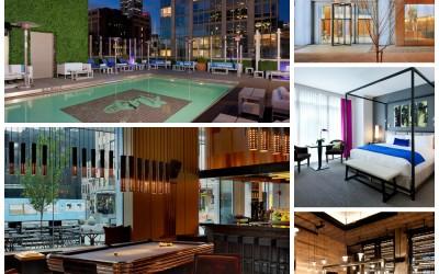7 hôtels insolites à New York City.