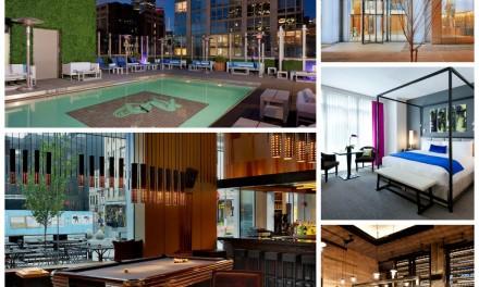 5 hôtels insolites à New York City.