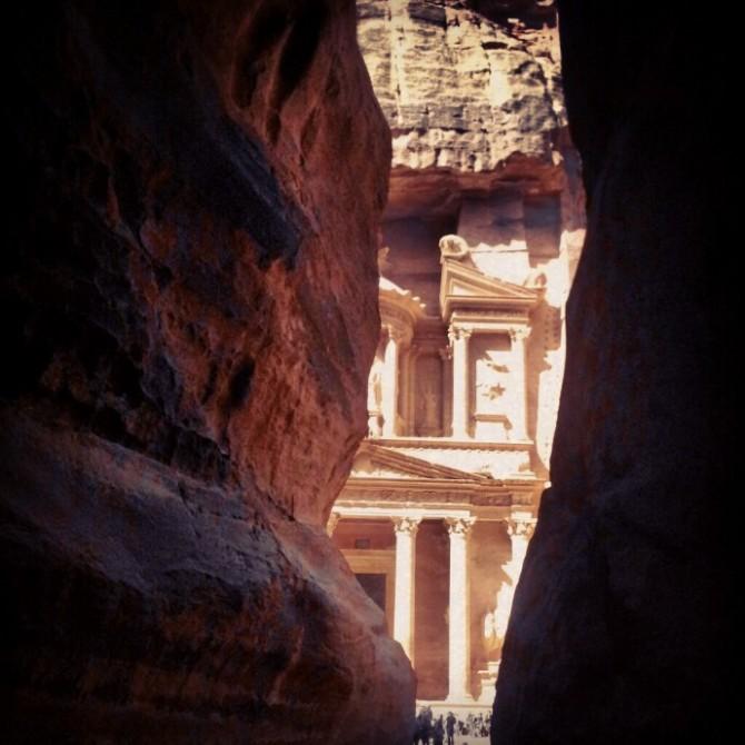 jordanie tresor Petra