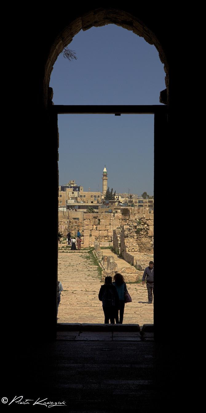 jordanie citadelle