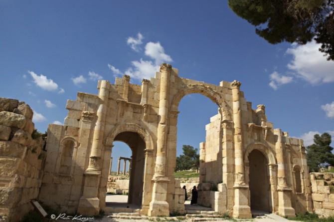 jordanie jerash (1)