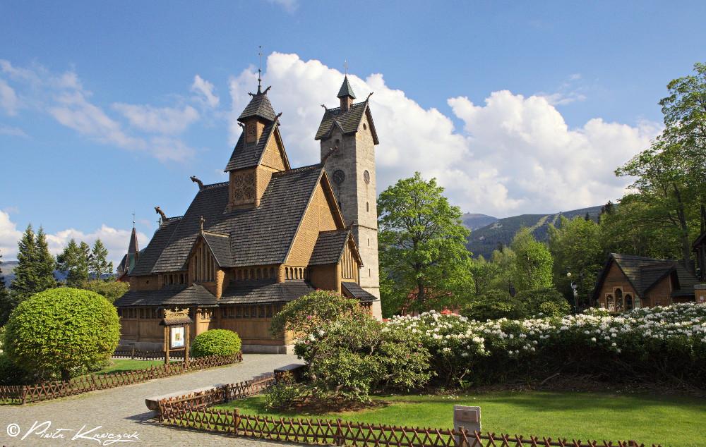 Eglise Wang karpacz