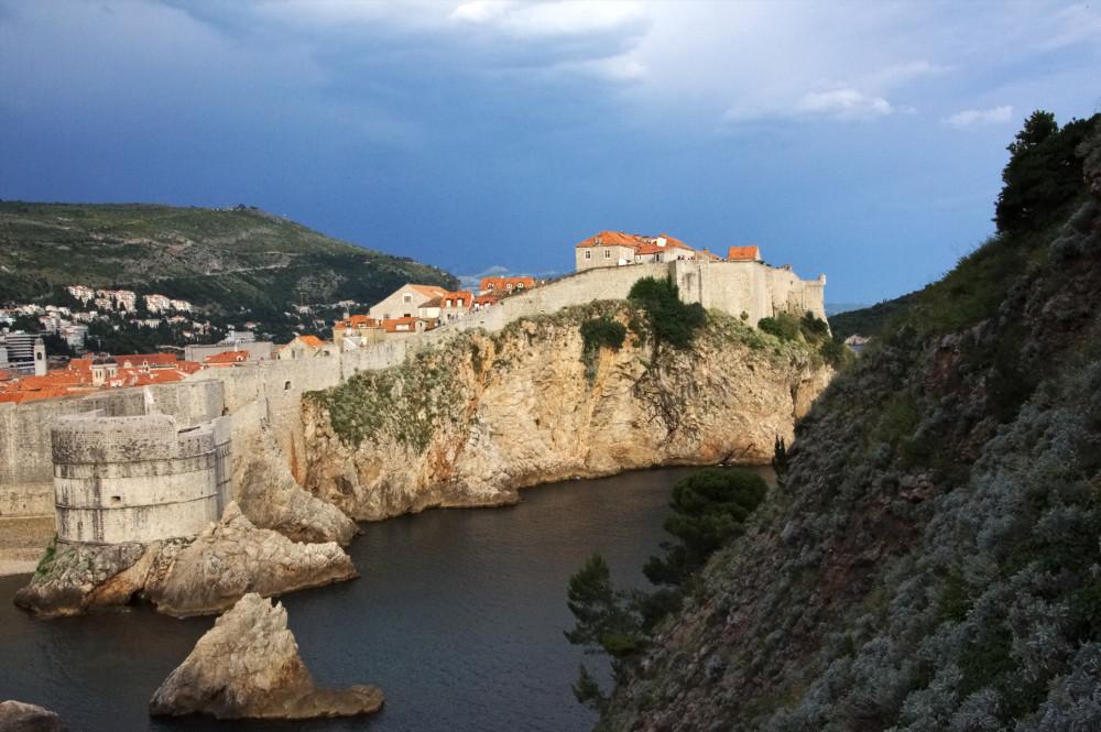 Croatie Dubrovnik King s Landing