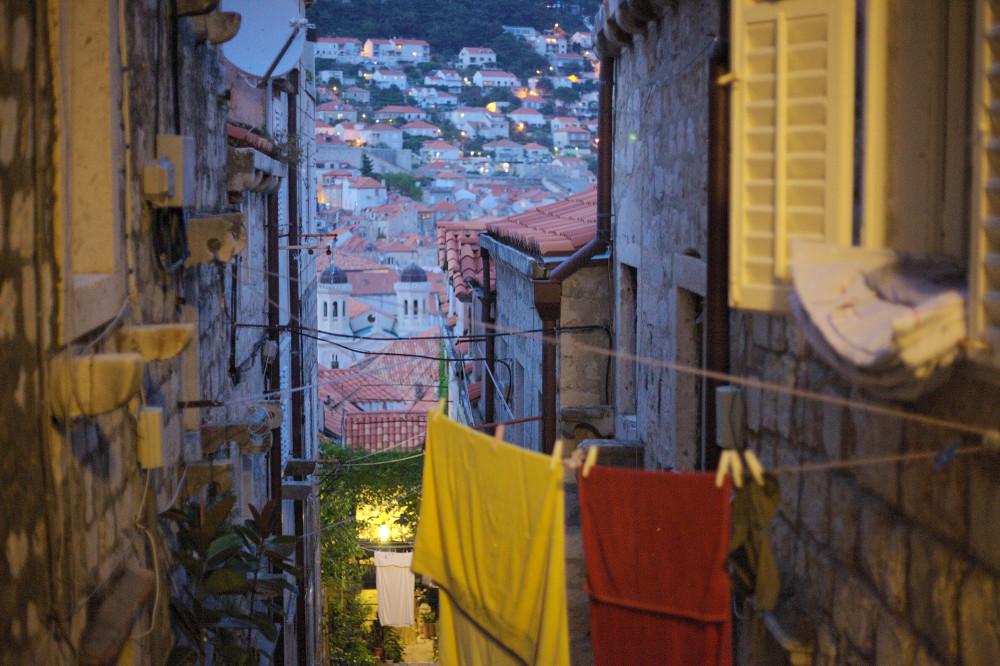 Croatie Dubrovnik vieille ville