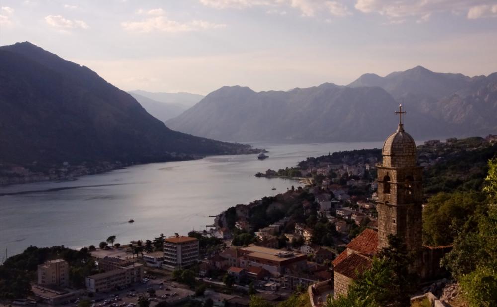 Montenegro Eglise Kotor